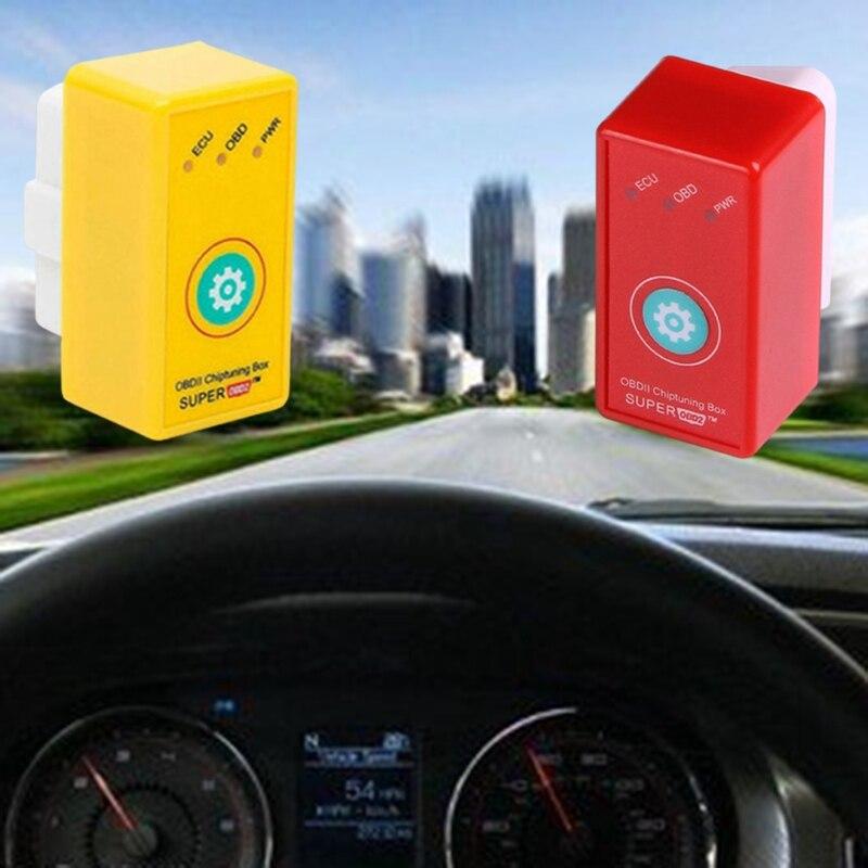 Горячий продавец Nitro OBD2 ECU чип тюнинг коробка штекер и привод интерфейса тюнинг коробка для бензина дизельного автомобиля больше крутящего ...