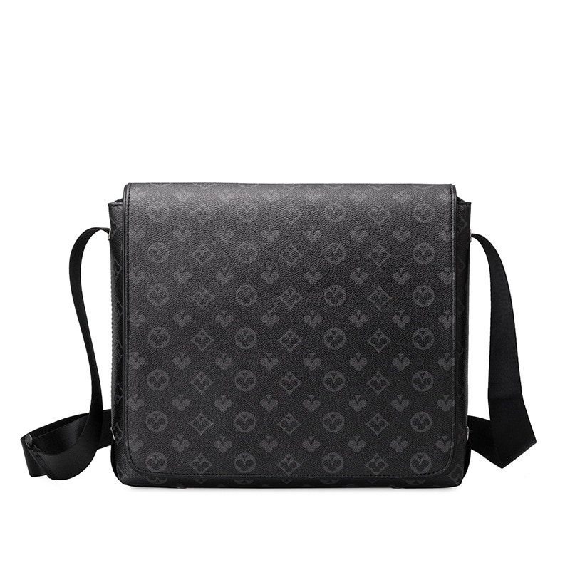 Men's Messenger Bag Luxury Brand Designer Handbags Men Travel Shoulder Crossbody Bags Business Brief