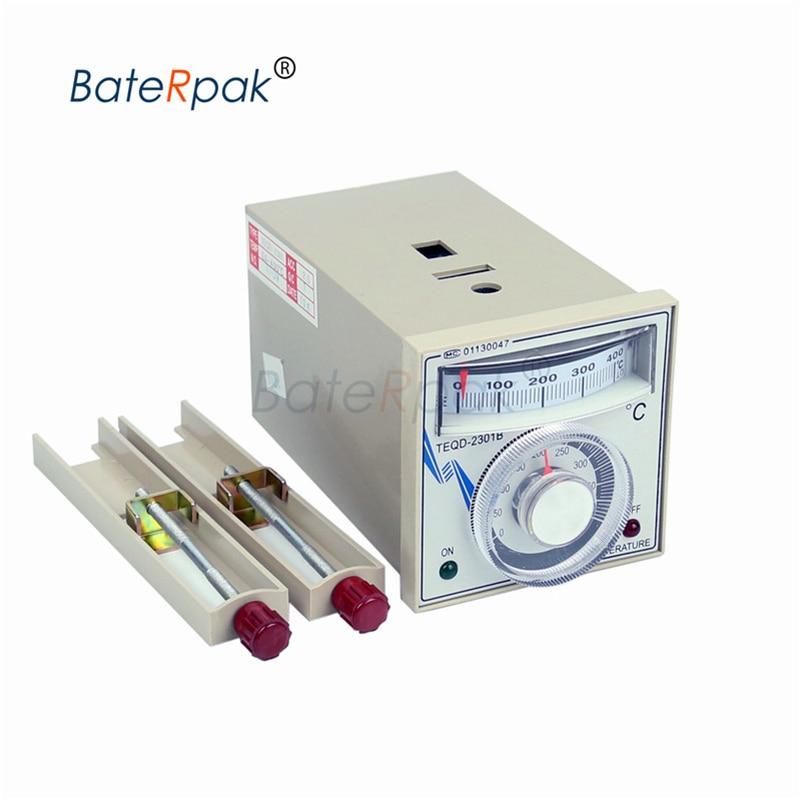 HUALIAN Continuous Sealing Machine 770/810/980/1010/1120 Temperature Controller TEQD-2301A/B,BateRpak Band sealer parts недорого