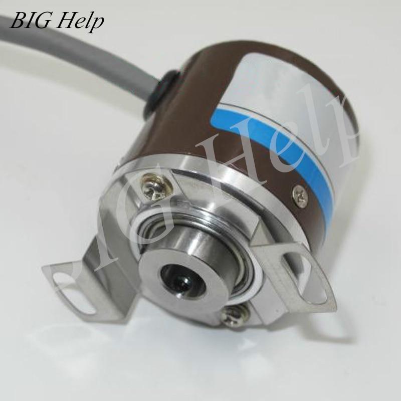 Eixo Oco Encoder Incremental ZKP3808 Fase AB 100 200 300 360 400 600 Pulso
