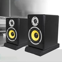 epp05 for aiketron recording studio monitor speakers pad speaker acoustic foam isolation pad studio monitor stand