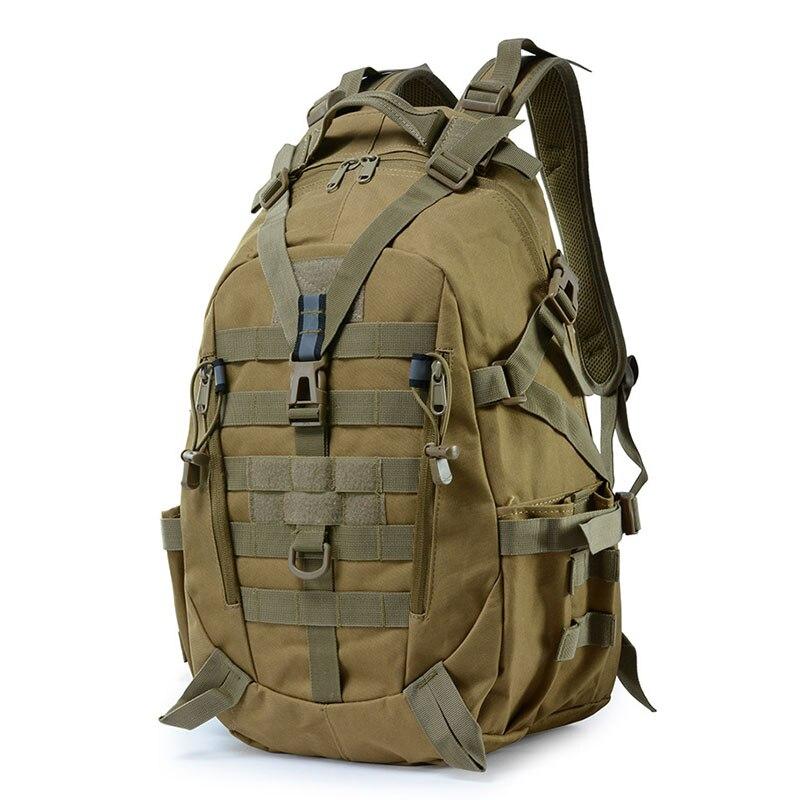 Рюкзак мужской для кемпинга, в стиле милитари