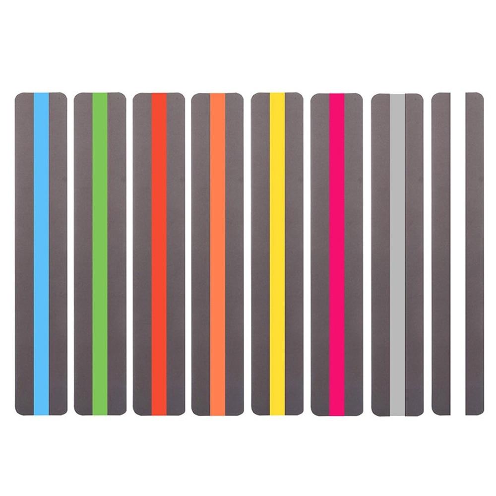 8-pezzi-di-lettura-guida-strisce-evidenziatore-colorato-sovrapposizioni-segnalibro-per-studente-insegnante-dislessia-le-persone-di-carta-carino-libro-marcatore