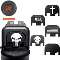 magorui glock slide rear cover plate back cover suitable for glock gen 1 4