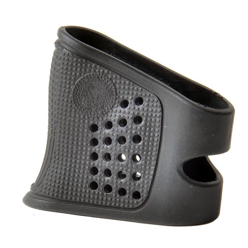 Tactifans Aperto Tático Luva de Borracha Tampa Se Encaixa Glock Sub Compact 26 27 28 29 30 33 39 Caça Airsoft Skirmish acessórios