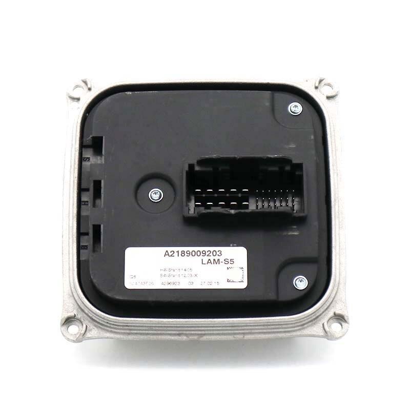 LED DRL ILS Scheinwerfer Control Unit Für Mer cedes-Benz SL-Klasse GL W166 2012-2015 A2189009203