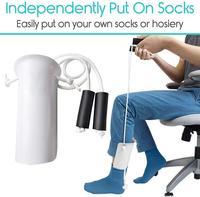 Устройство для надевания носков Посмотреть