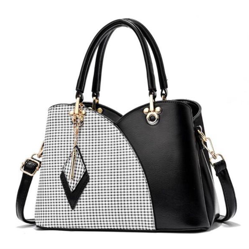 Luxury Handbags Women Bags Women Leather Handbag Shoulder Bags For Women 2020 Female Ladies Hand Bag