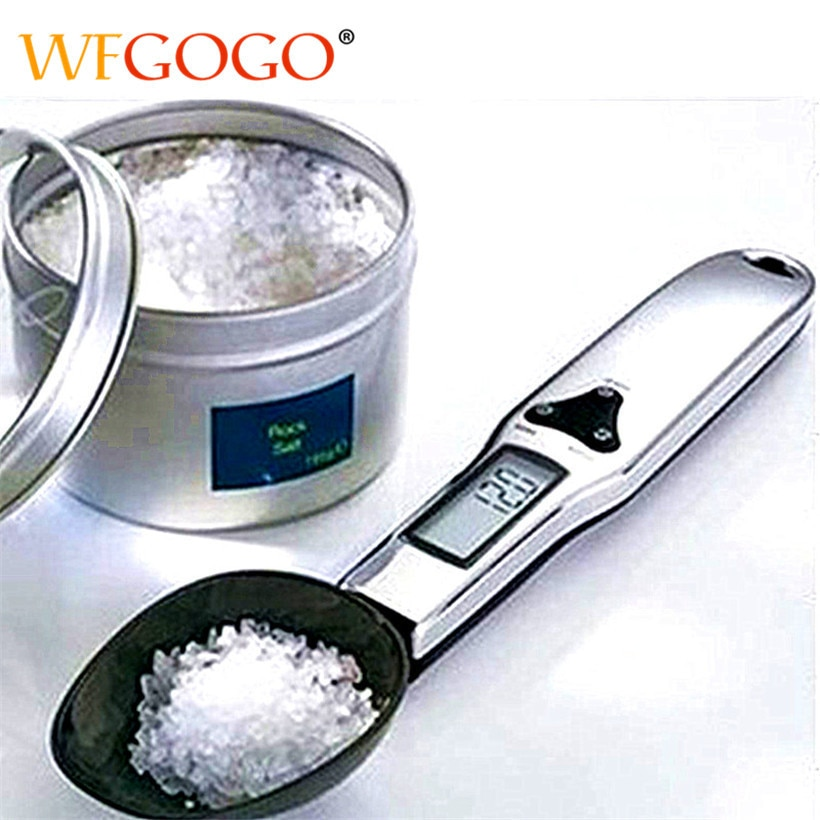 AliExpress - 300g/0.1g Portable LCD Digital Kitchen Scale Measuring Spoon Gram Electronic Spoon Weight Volumn Food Scale New High Quality