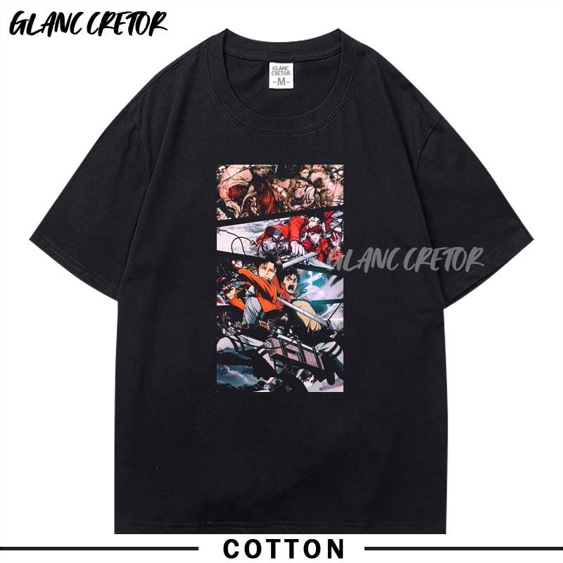 divertente-maglietta-da-uomo-cartoon-attack-on-titan-graphic-summer-tshirt-cool-anime-casual-t-shirt-hip-hop-top-tees-uomo