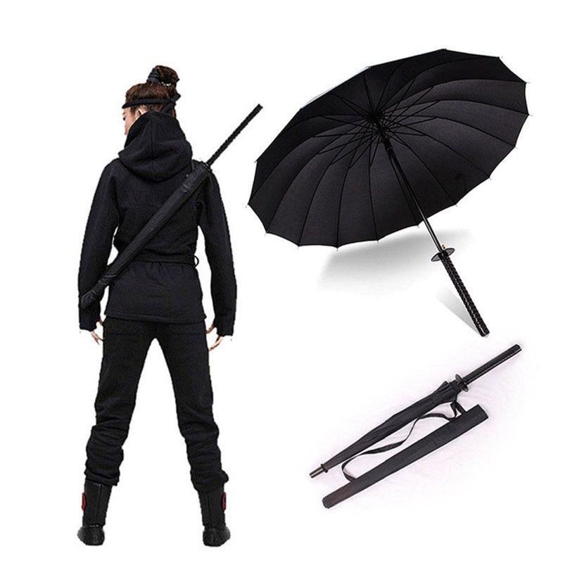 HHYUKIMI Samurai Sword Umbrella