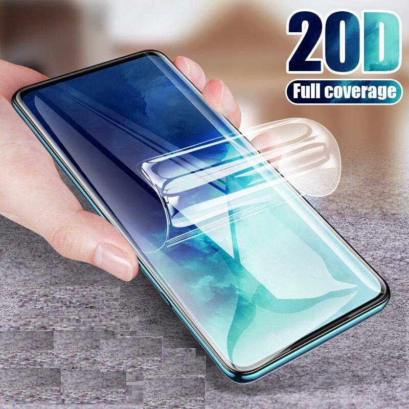 11D Soft HD Hydrogel Film For MEIZU 16 15 Plus 16T 16th 16S Pro 16XS 16X Pro 7 Note 9 Full Screen Protector Foil Film Not Glass