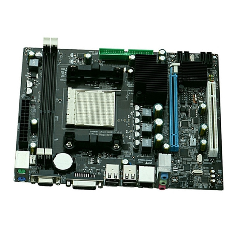 A78 اللوحة الأم لأجهزة الكمبيوتر المكتبية ، ودعم Ddr3 الذاكرة Am3 938-Pin وحدة المعالجة المركزية لوحة أم للكمبيوتر 938-Pin اللوحة الأم