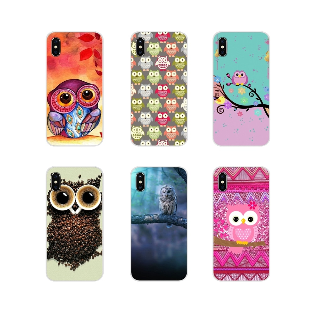 colorful the best one of owls first leaf For Oneplus 3T 5T 6T Nokia 2 3 5 6 8 9 230 3310 2.1 3.1 5.1 7 Plus 2017 2018 Soft Cover