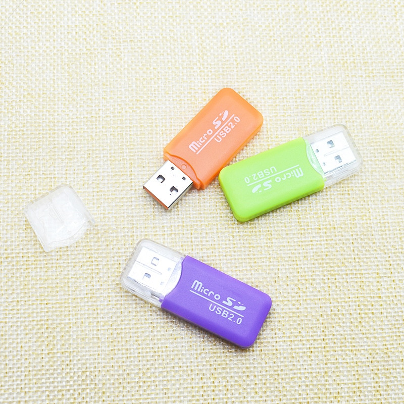 Newest Usb 3.0 Multi Smart Memory Card Reader Adapter Card Reader TF 2.0 For Micro SD/TF Microsd Com