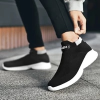 womens vulcanized shoes casual high quality women sneakers ladies slip on flats shoe platform loafers female walking breathable