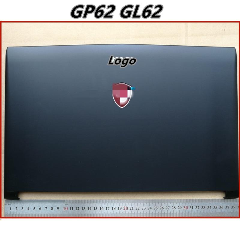 Novo caso superior tela lcd capa traseira tampa da tela para msi gl62 gp62m gl62 MS-16J9 MS-16JB