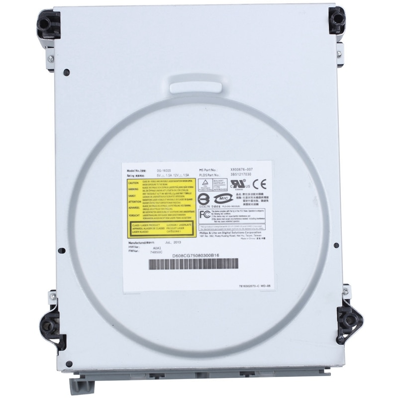 Liteon DVD محرك ROM DG-16D2S 74850C 74850 ل 360