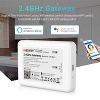 MiLight WL-Box1LED WIFI Controller Smart 2.4G Wireless WiFi rgb Controller Voice APP control amazon alexa Google Assistant