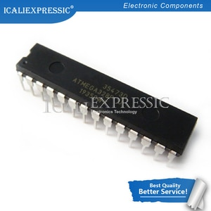 1 шт. ATMEGA328P-PU ATMEGA328P-U ATMEGA328P DIP-28 IC в наличии