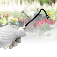 hand weeding weeder tools garden fork with ergonomic handle dandelion puller weed removal pulling picker tool for lawn farmland