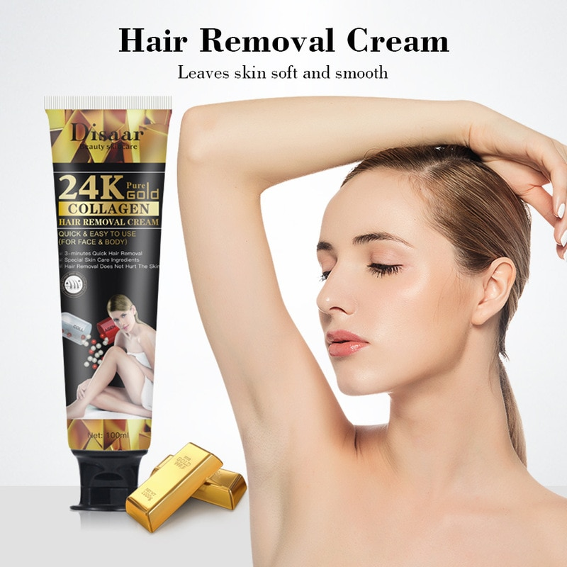 Hair Removal Cream Painless Hair Remover For Armpit Legs and Arms Skin Care Body Care Depilatory Cre