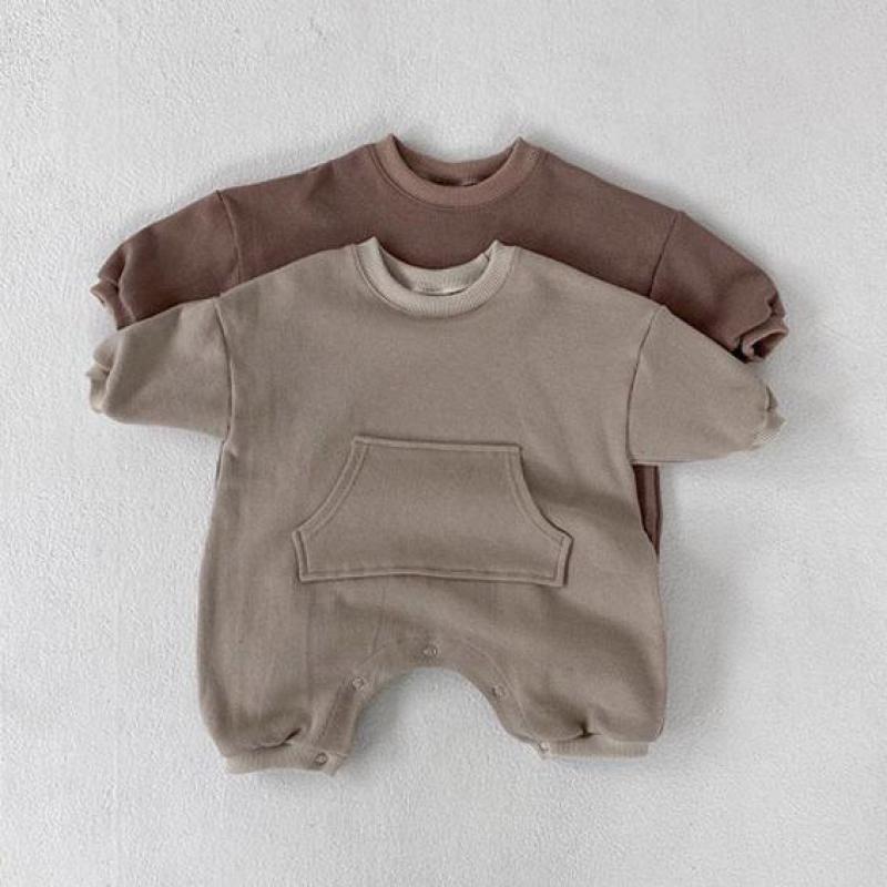 Macacão de bebê recém-nascido 2020 outono inverno algodão macacão para meninas infantil macacão de bebê traje do bebê meninos roupas