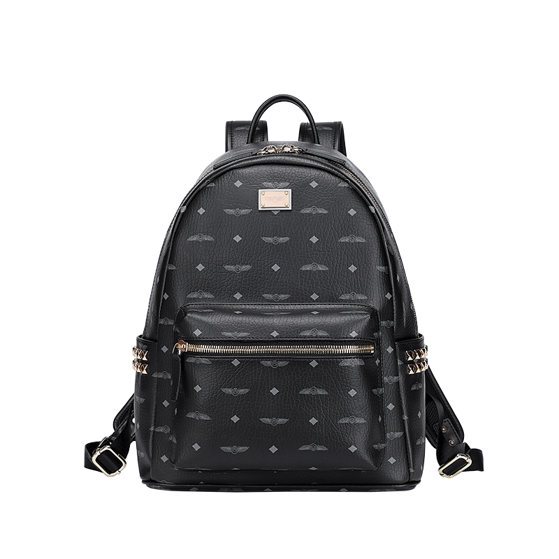 لينة بك الكلاسيكية على ظهره الفاخرة مصمم حقيبة صغيرة الأوروبية والأمريكية نمط حقائب Vintage للنساء حقائب ترفيه