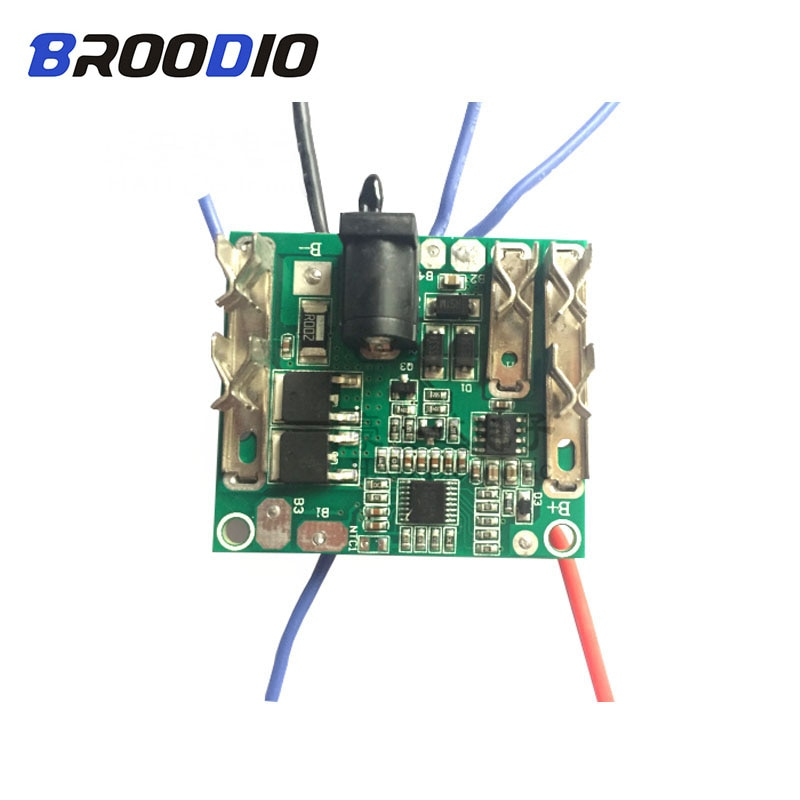 BMS 5S 18 в 21 в литиевый пакет литий-ионный аккумулятор защита платы защита цепи BMS модуль для электроинструментов ручная дрель