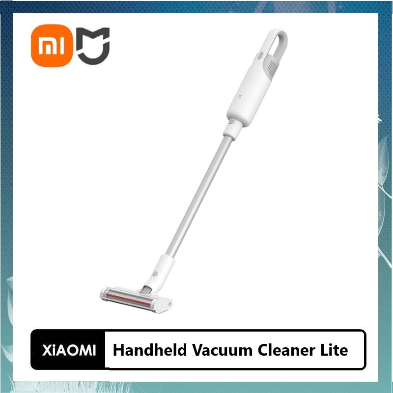 Xiaomi Mi Mijia Handheld Vacuum Cleaner Lite Wireless Home Car Household Sweeping 17000Pa Cyclone Suction Multifunctional Brush