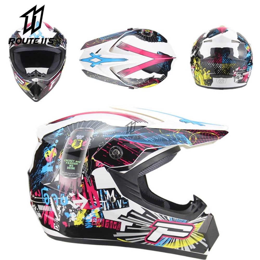 Four Seasons Professional Offroad Motocross Helmet ATV Motorcycle Racing Dirt Bike Moto Capacete Moto Casco Deceleration helmet