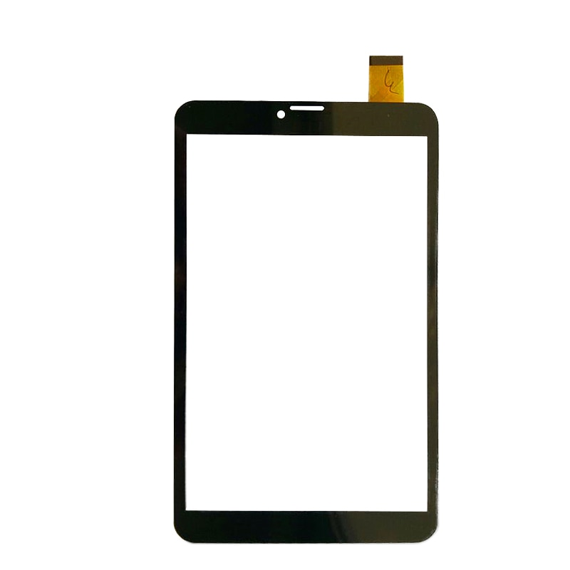 Nuevo cristal del Panel de pantalla táctil del digitalizador de 8 pulgadas para la tableta de la PC 3G de la parte superior M84D