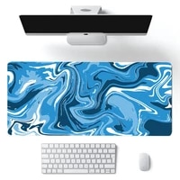 art strata liquid mouse pad large gaming mous epad compute mouse mat gamer stitching desk mat xxl non skid pc keyboard mouse pad