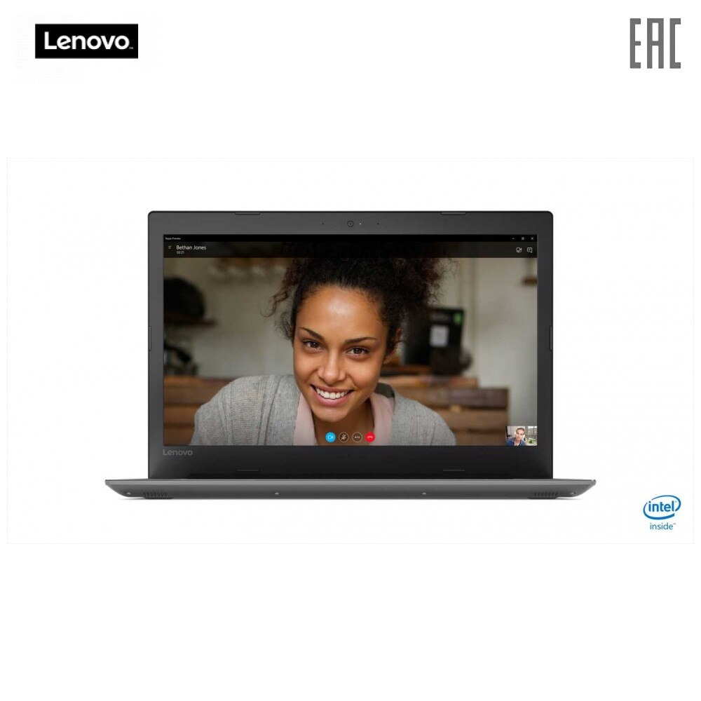 Laptops Lenovo 81DM00GYRU PC portable computer laptop notebook 330-17IKBR 17.3 HD+ 1600x900 Intel Core i3-8130U 2.20GHz Dual 4GB 500GB video card Integrated