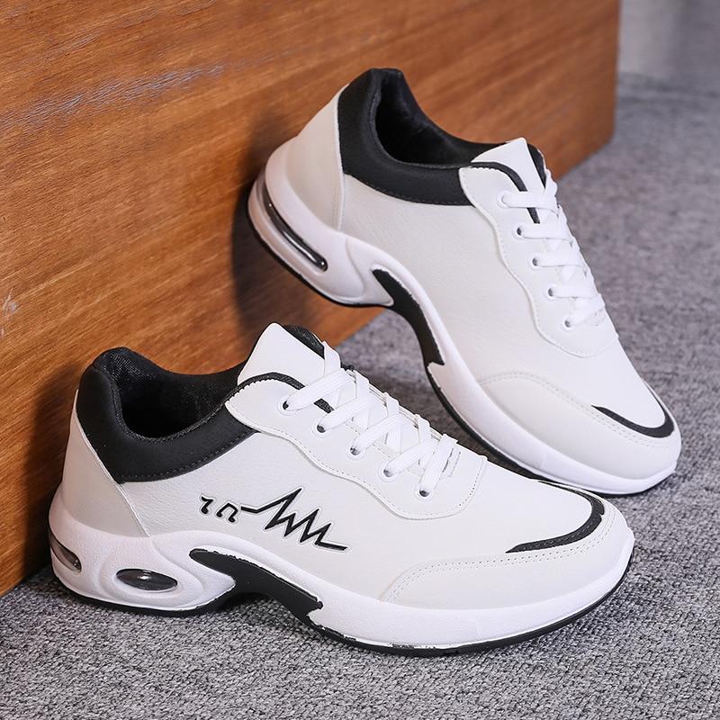 Мужская спортивная обувь, дышащая сетчатая мужская обувь, модная Легкая спортивная обувь для взрослых, спортивная обувь, кроссовки для бега