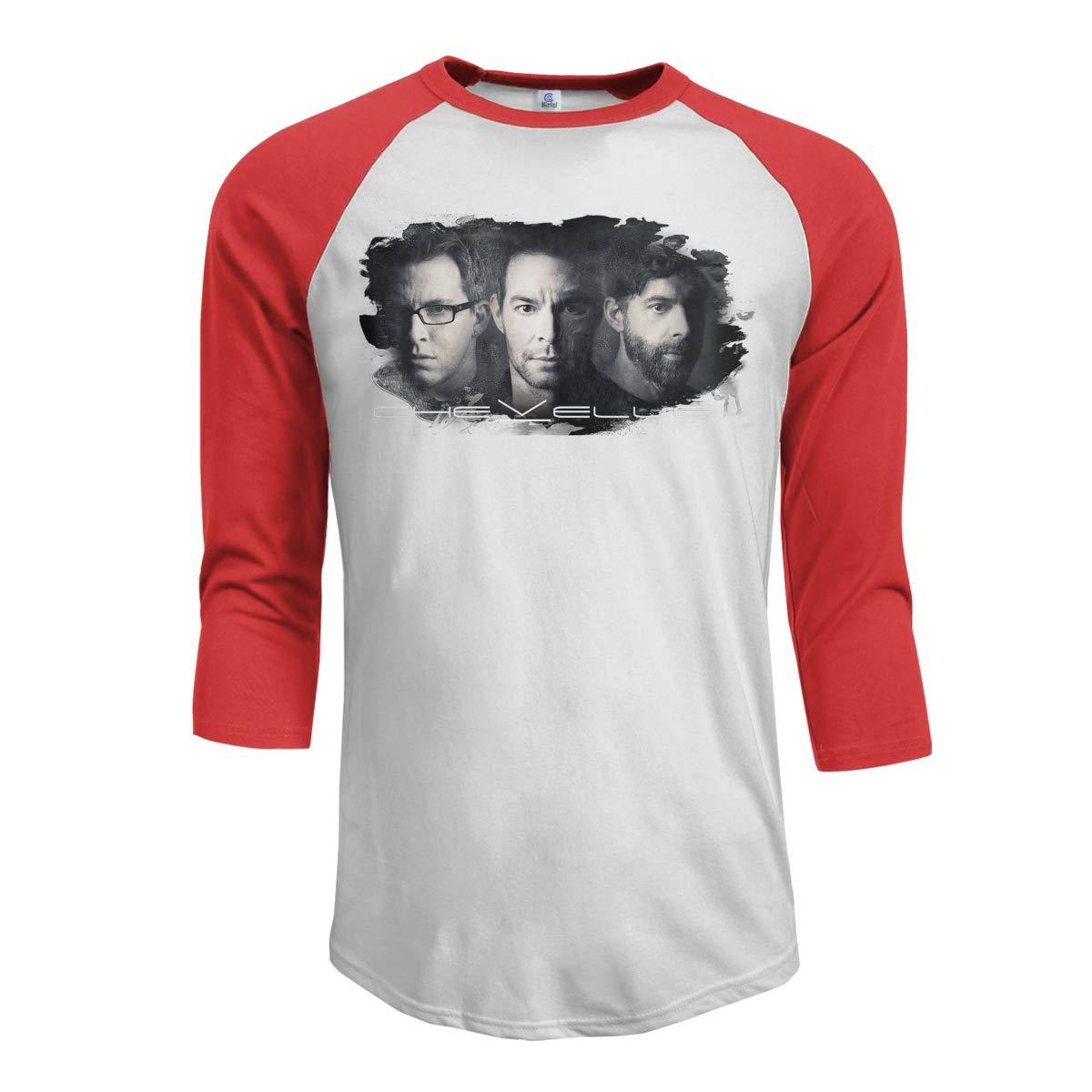 Chevelle para hombre elegante 3/4-manga raglán camiseta unisex hombres mujeres camiseta