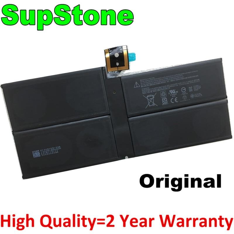 بطارية كمبيوتر محمول أصلية من SupStone DYNM02 G3HTA038H لأجهزة مايكروسوفت السطح Pro5 1796 12.3 بوصة ، برو 6 1807 1809 كمبيوتر لوحي