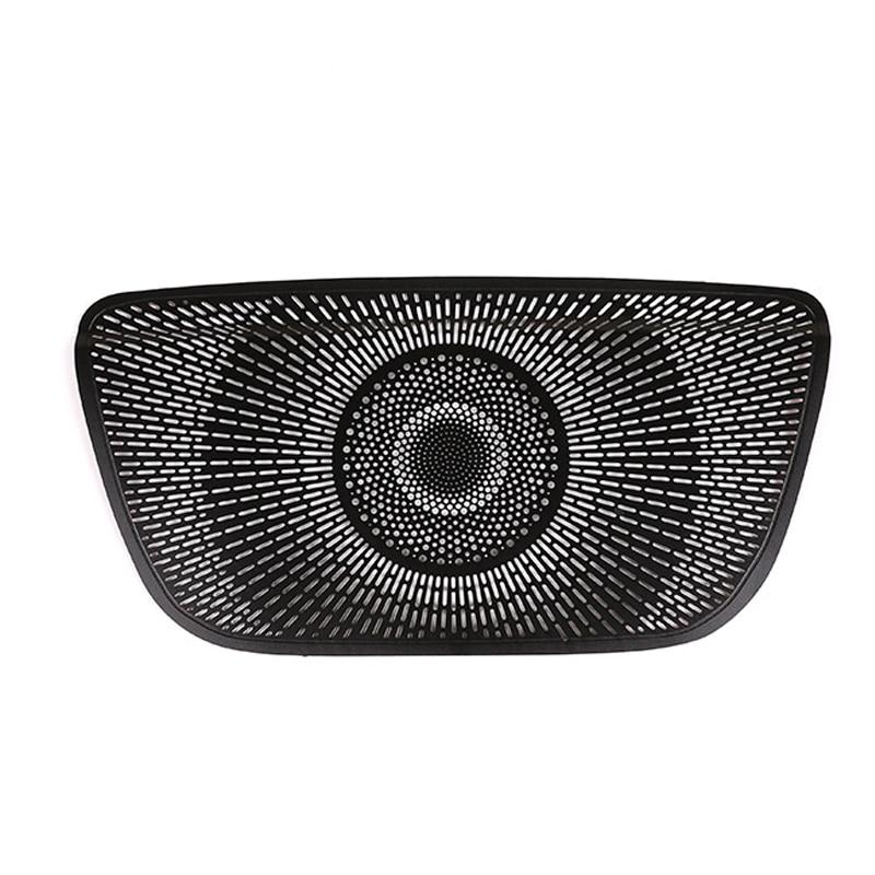 Carstyling For Mercedes benz A Class W177 V177 A180 A200 2019 2020 Car Dashboard Speaker Cover Trim Accessories