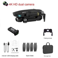 gd93 pro rc mini drone anti shake drone high definition 5g wifi fpv rc drones brushless gift for kids gps optical flow mode