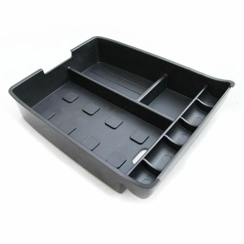 Car Armrest Storage Box Fit For Toyota Highlander Kluger 2008-2013  Case Car Central Console Bin Tray Holder Organizer Container