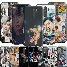 Exo Chanyeol Étui En Silicone pour Xiaomi Redmi Note 9 9S Max 5 6 7 7A 8 8A 8T 9A 9C K20 K30 Pro