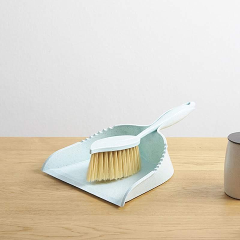 Escritorio de barrido de limpieza cepillo escoba pequeña casa recogedor conjunto limpiador de polvo cepillo Manual limpio Kit diario suministros