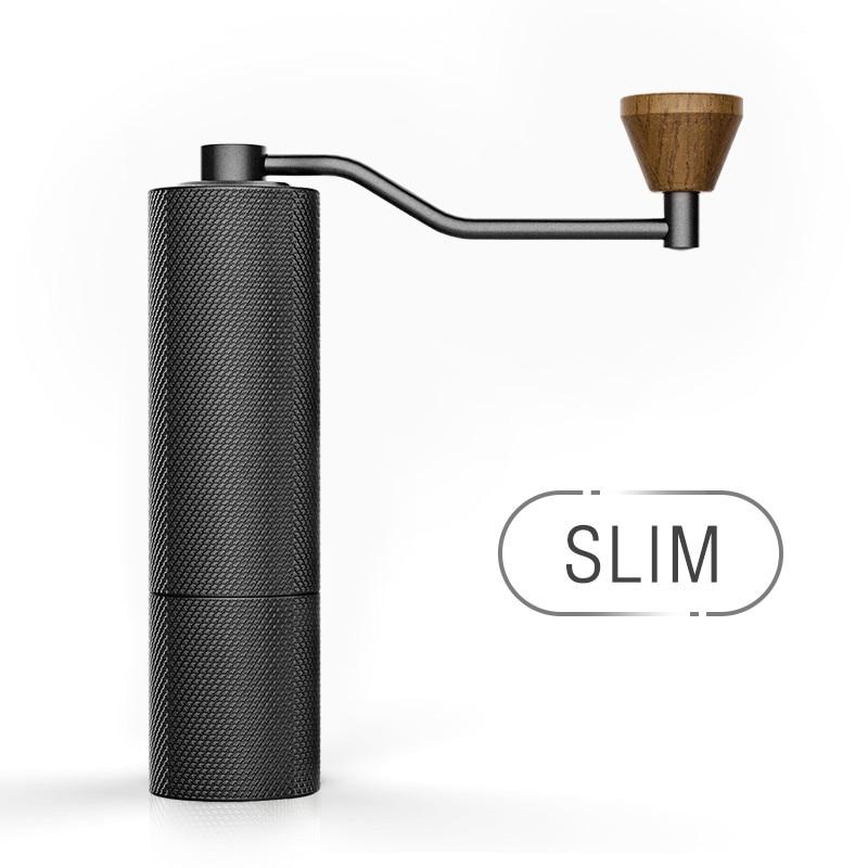 Timemore الكستناء دليل طاحونة القهوة 45 مللي متر الألومنيوم القهوة ميلر 20 جرام الفولاذ المقاوم للصدأ لدغ طاحونة صغيرة آلة طحن القهوة