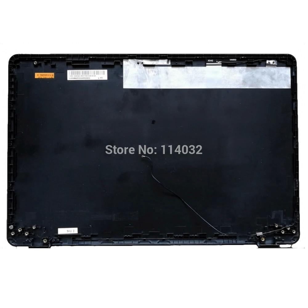 ЖК-крышка 13N1-26A0Q02 для Asus X542 Vivobook 15 X542B X542BP X542UN X542UF X542BA DH 90NB0FD2-R7A100-B чехол черная рамка