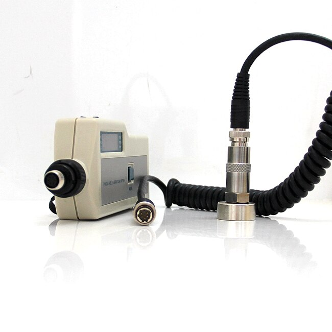 HG-6500BNC 10Hz-10KHz Portable Vibration Analysis Temperature Meter enlarge