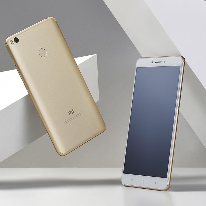 Xiaomi Mi Max 2 6.44inch 4G RAM 64GB  4G LTE 5300mAH Rear-mounted Fingerprint Android Cellphone enlarge