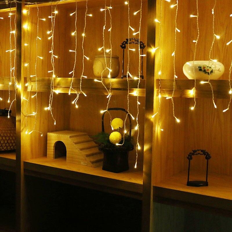 Lámpara LED Impermeable Para interiores, Luz De pared De 3,5 M, 96LED,...