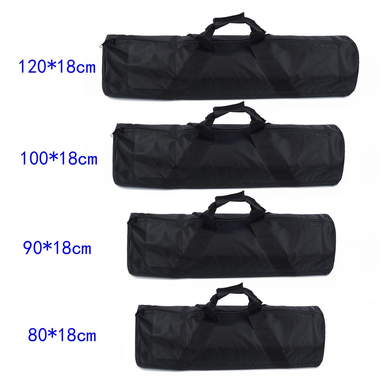 تحمل حقيبة ل ترايبود في الهواء الطلق/نزهة photogray 80/90/100/120 سنتيمتر الأسود مبطن ضوء موقف ترايبود حمل حقيبة حالة