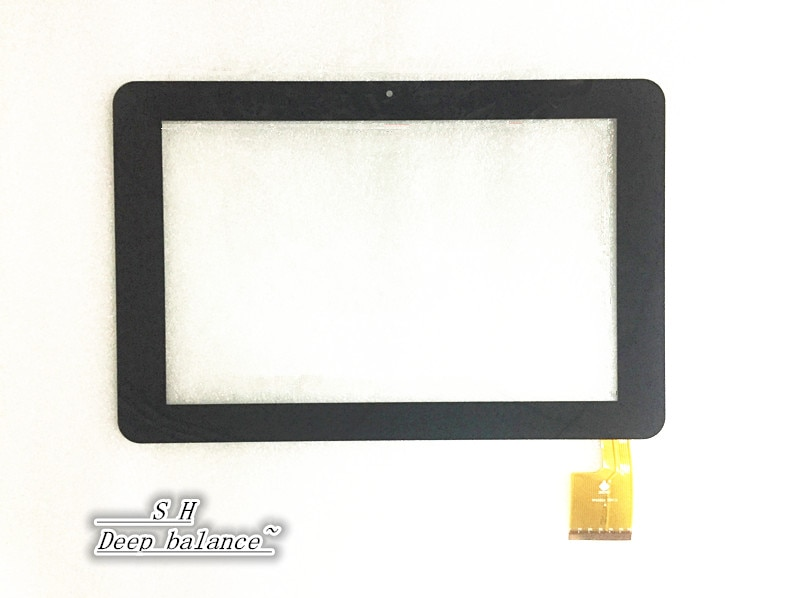 263*173mm 10,1 pulgadas para Sanei N10 Ampe A10 tablet pc pantalla táctil capacitiva panel digitalizador de vidrio TPC0323 VER1.0 pantalla exterior