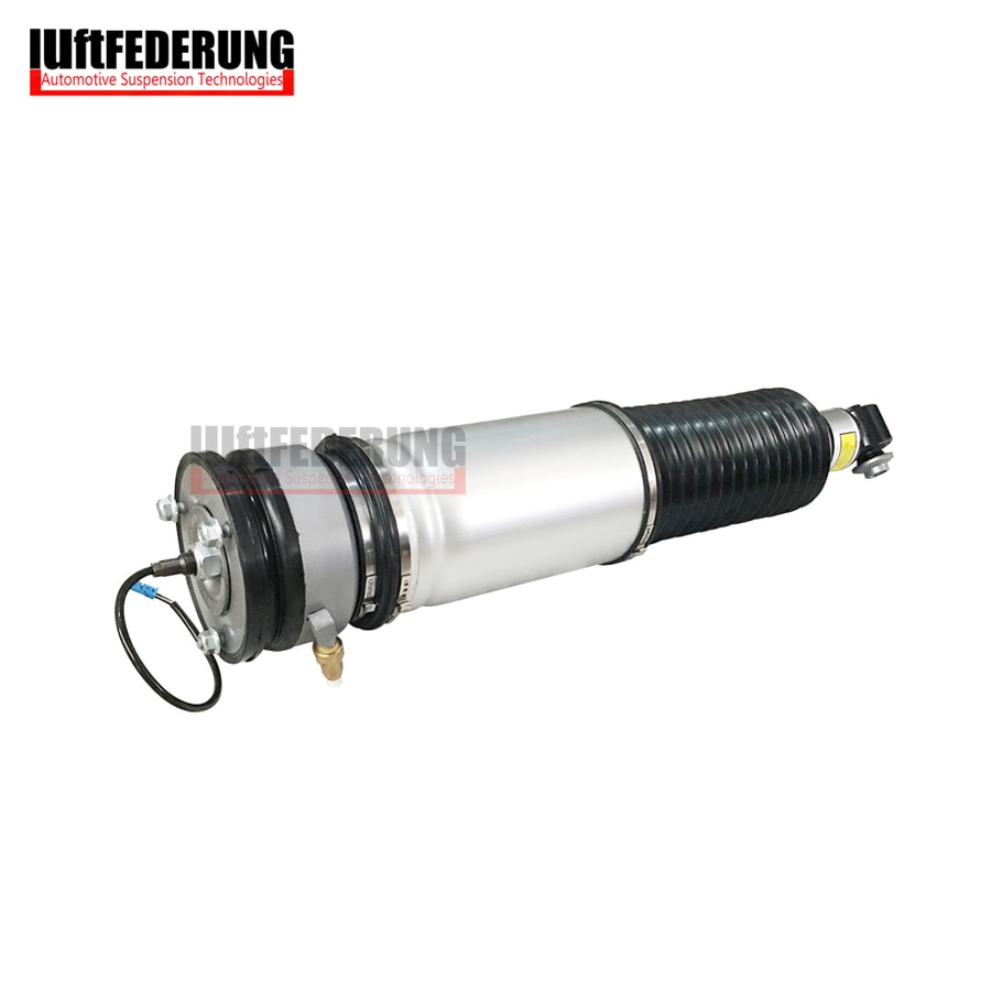 Luftfederación de suspensión trasera izquierda de choque de aire con EDC amortiguador de aire ajuste BMW E66 37126785535